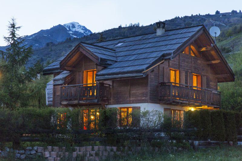 Vista esterna della casa vacanze Affitto Chalet 2931 Serre Chevalier