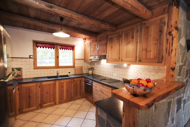 Cucina all'americana Affitto Chalet 2931 Serre Chevalier