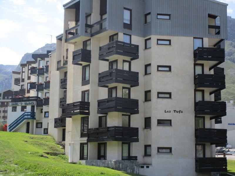 Vista esterna della casa vacanze Affitto Monolocale 3084 Tignes