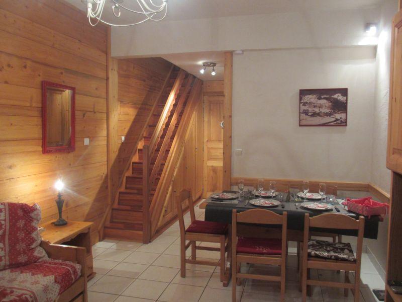 Soggiorno Affitto Appartamento 3085 Tignes