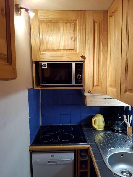 Cucina separata Affitto Appartamento 3085 Tignes