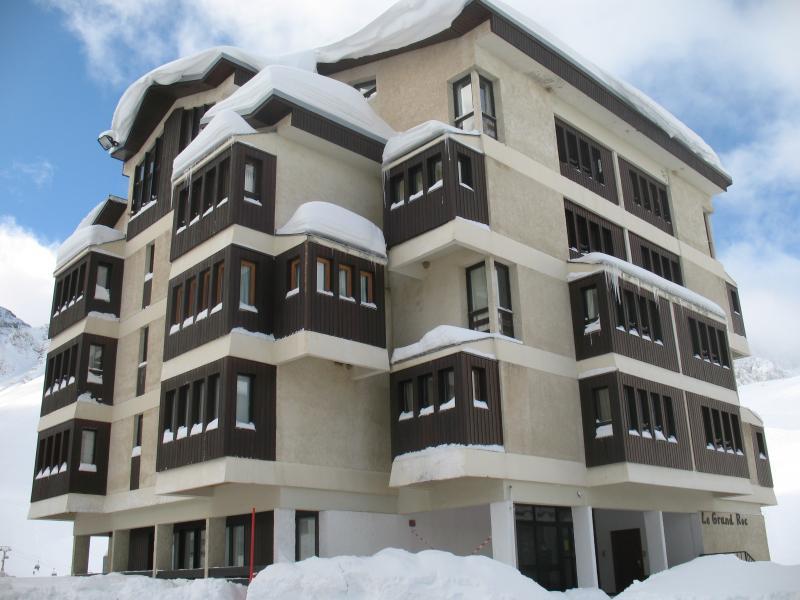 Vista esterna della casa vacanze Affitto Appartamento 3094 Tignes