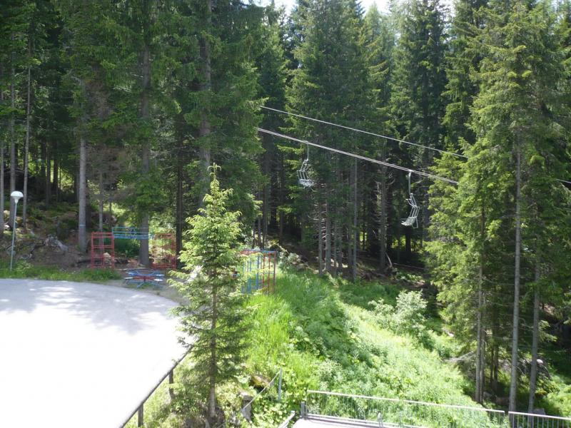 Vista dalla casa vacanze Affitto Appartamento 31034 Marilleva