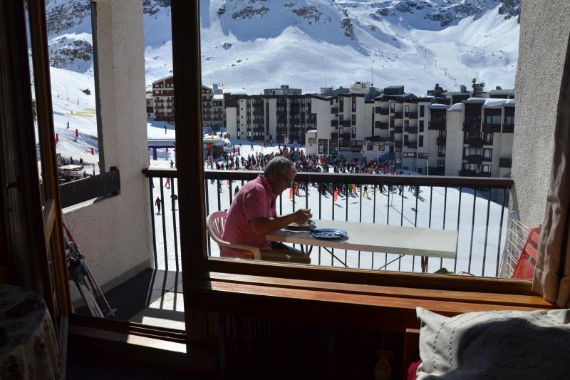 Balcone Affitto Monolocale 3137 Tignes