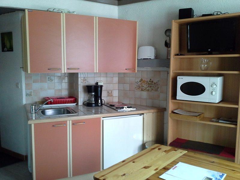 Angolo cottura Affitto Appartamento 3145 Tignes