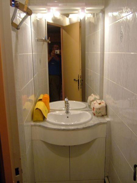 Doccia Affitto Appartamento 3145 Tignes