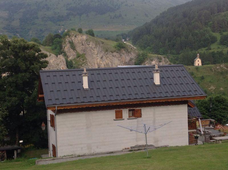 Vista esterna della casa vacanze Affitto Agriturismo 31573 Valloire