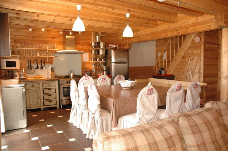 Cucina all'americana Affitto Chalet 31596 La Plagne