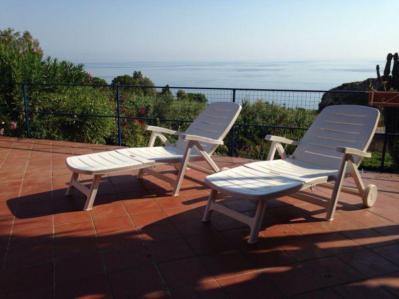 Terrazzo Affitto Villa  31625 Scopello