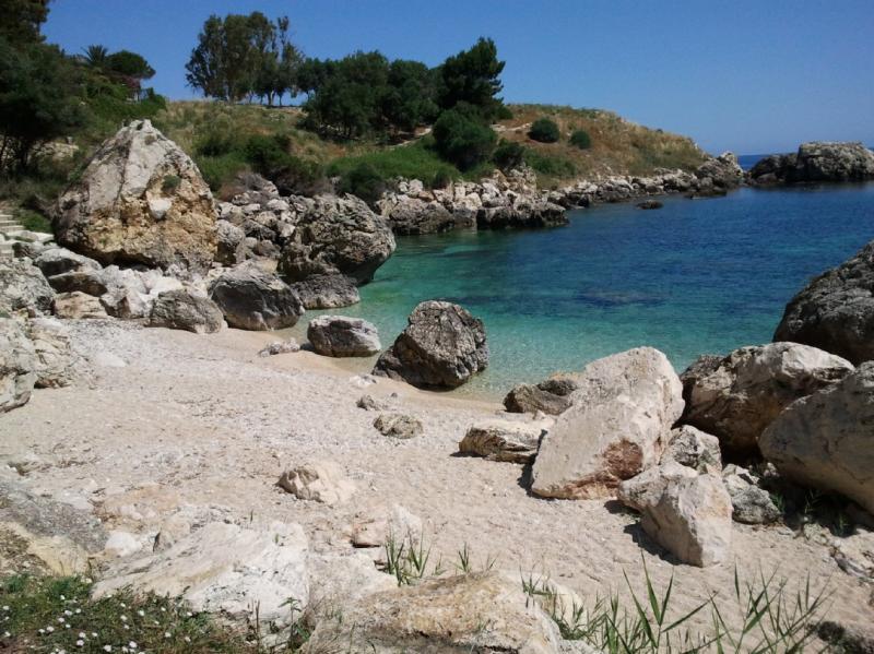 Spiaggia Affitto Villa  31625 Scopello