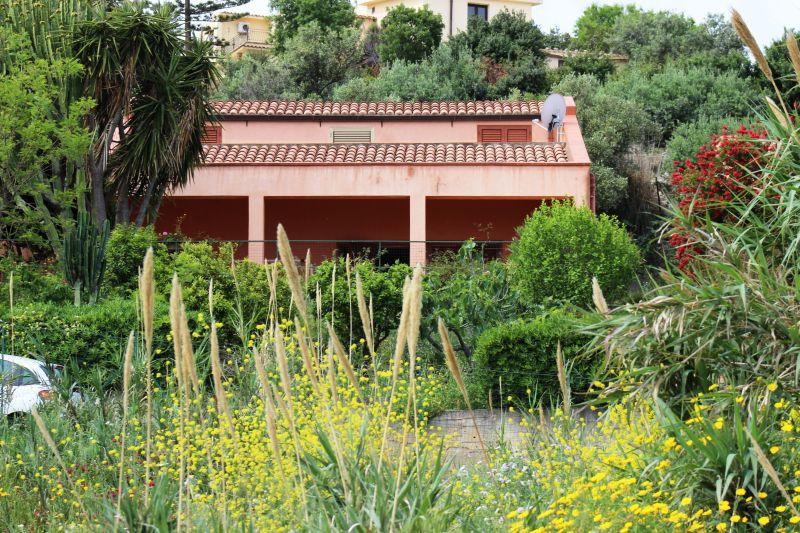 Vista esterna della casa vacanze Affitto Villa  31625 Scopello