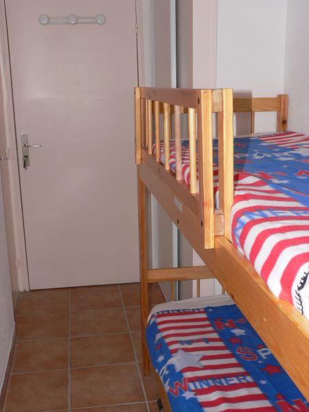 Zona notte aperta Affitto Monolocale 3194 Val d'Allos