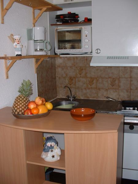 Angolo cottura Affitto Monolocale 3194 Val d'Allos
