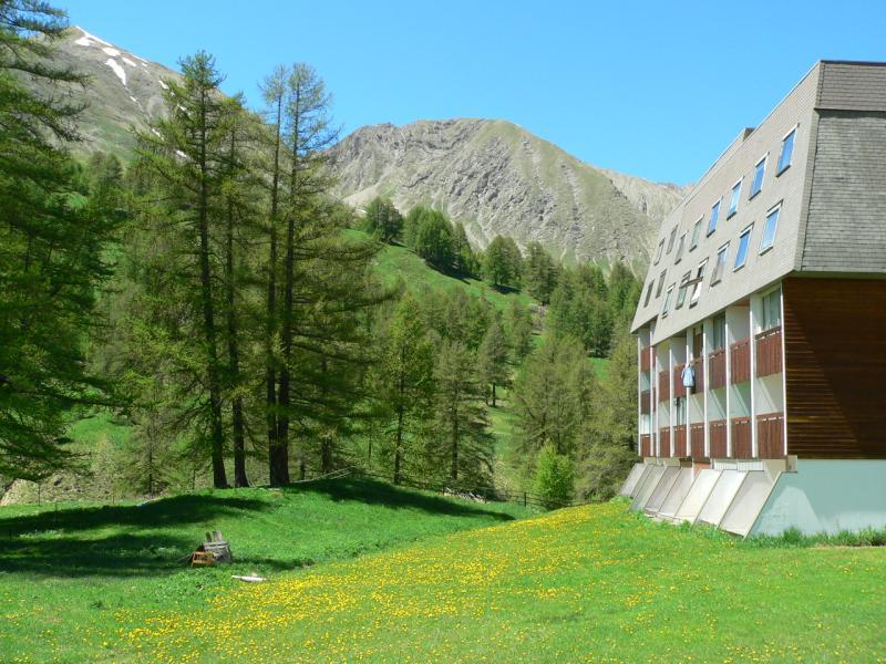 Vista esterna della casa vacanze Affitto Monolocale 3194 Val d'Allos