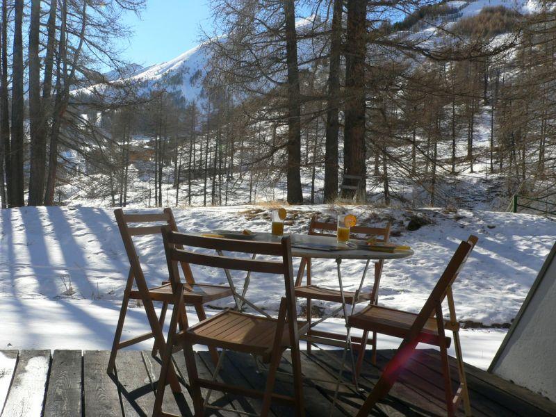 Terrazzo Affitto Monolocale 3194 Val d'Allos