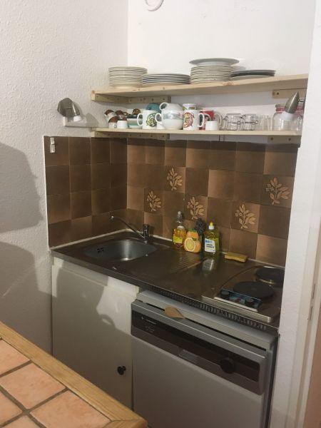 Cucina all'americana Affitto Monolocale 3203 Val d'Allos