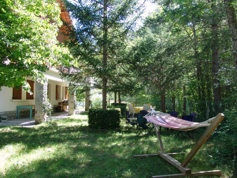 Giardino Affitto Chalet 3208 Val d'Allos