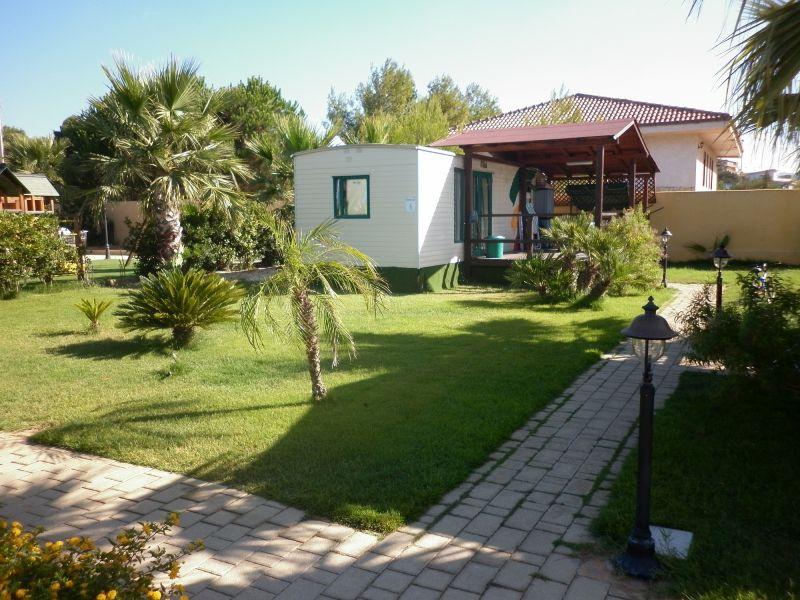 Giardino Affitto Casa mobile 32263 Lido di San Leone