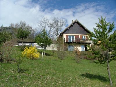 Vista esterna della casa vacanze Affitto Monolocale 3243 Valberg