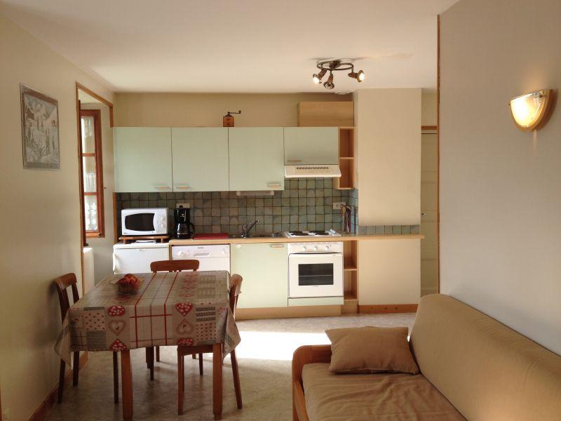 Cucina all'americana Affitto Appartamento 3250 Val Cenis