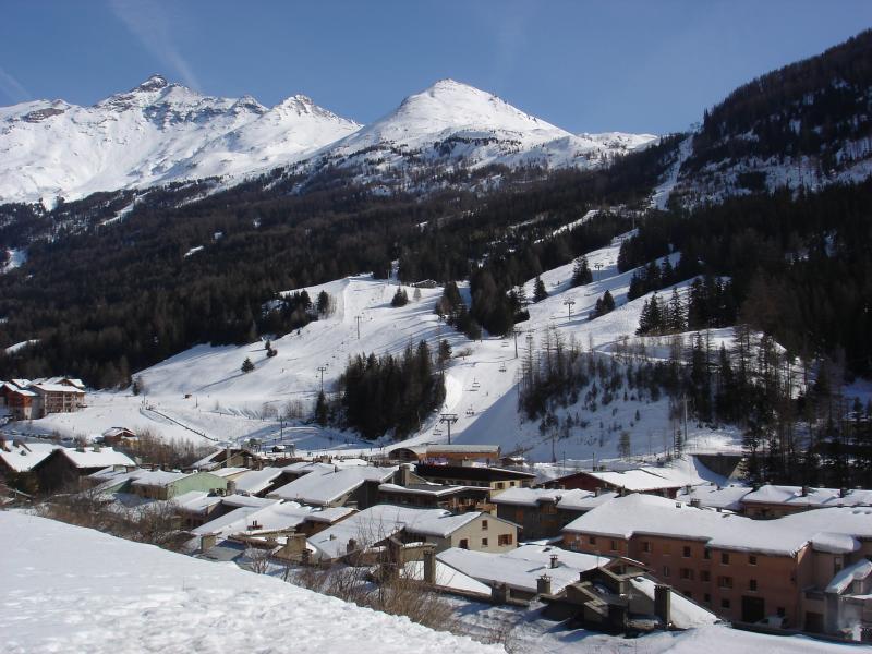 Vista nelle vicinanze Affitto Chalet 3253 Val Cenis
