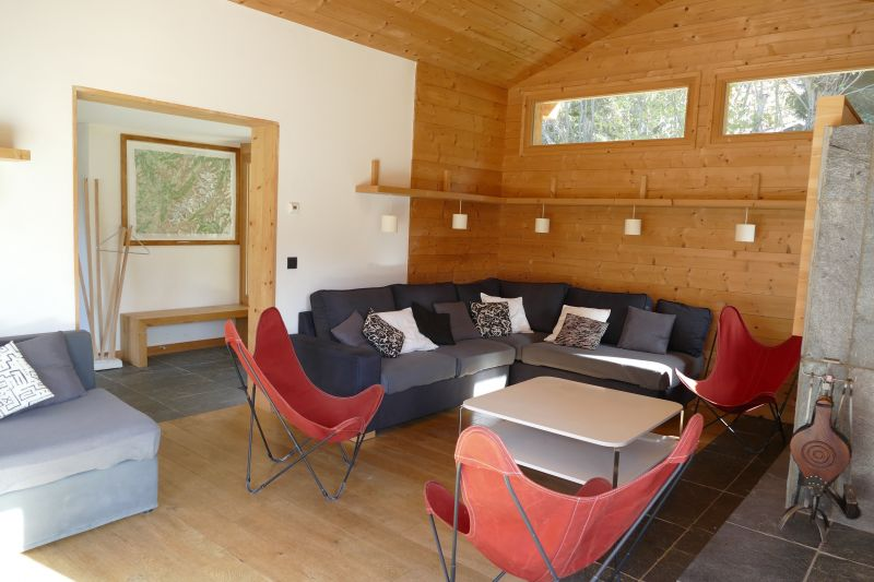 Salotto Affitto Chalet 32551 Les Contamines Montjoie