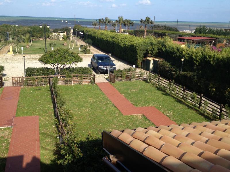 Vista dal terrazzo Affitto Villa  32862 Cefalù