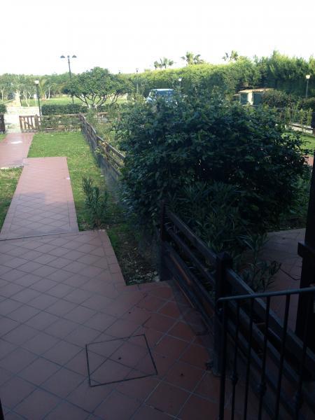 Giardino Affitto Villa  32862 Cefalù