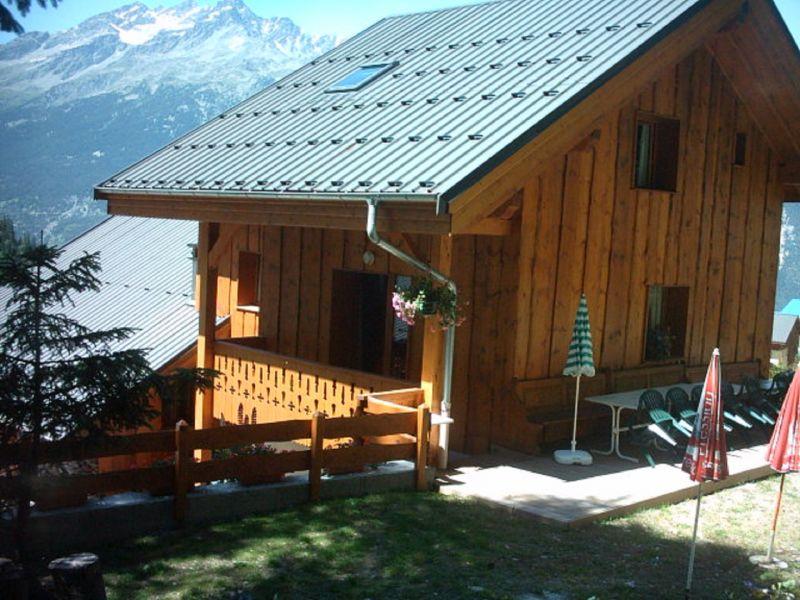 Giardino Affitto Chalet 3290 Valfréjus