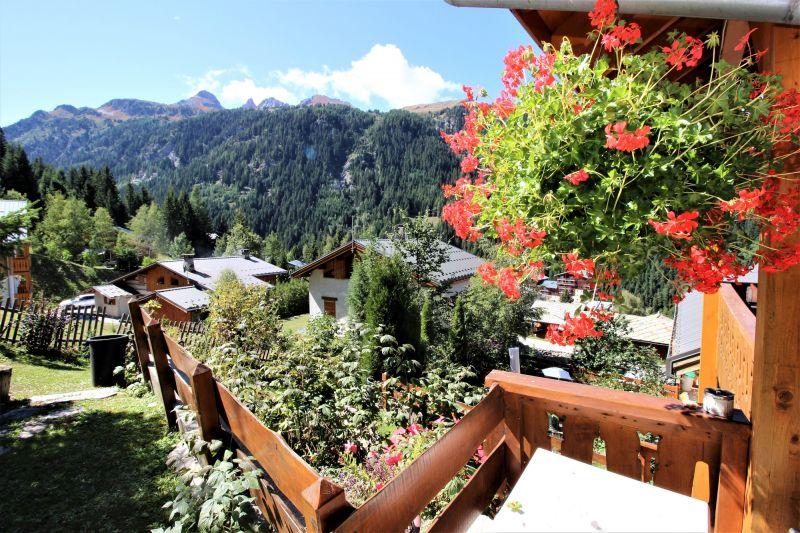 Vista dal terrazzo Affitto Chalet 3290 Valfréjus