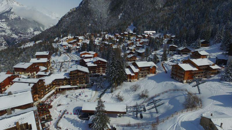 Vista esterna della casa vacanze Affitto Chalet 3290 Valfréjus
