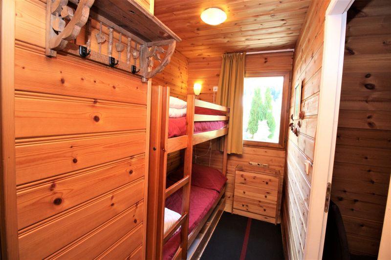 Zona notte cabina Affitto Chalet 3291 Valfréjus