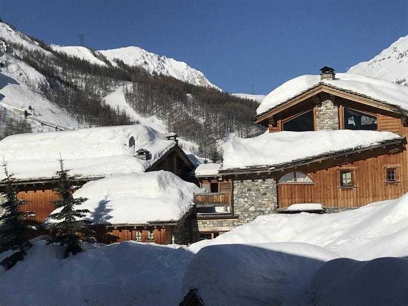 Vista nelle vicinanze Affitto Appartamento 3354 Val d'Isère