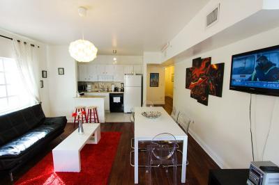 Soggiorno Affitto Appartamento 33593 South Beach