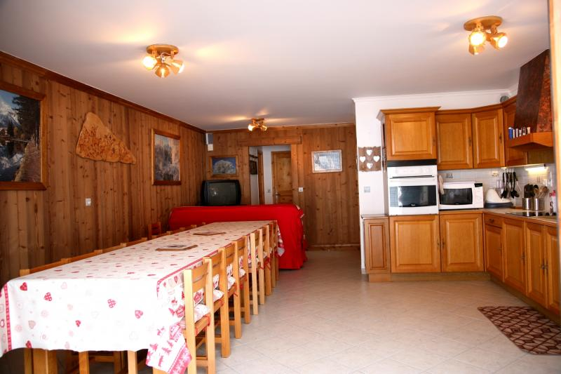 Cucina all'americana Affitto Chalet 3373 Valloire