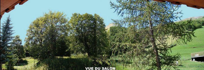 Vista dal terrazzo Affitto Chalet 3373 Valloire