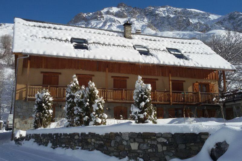 Vista esterna della casa vacanze Affitto Appartamento 3383 Valloire
