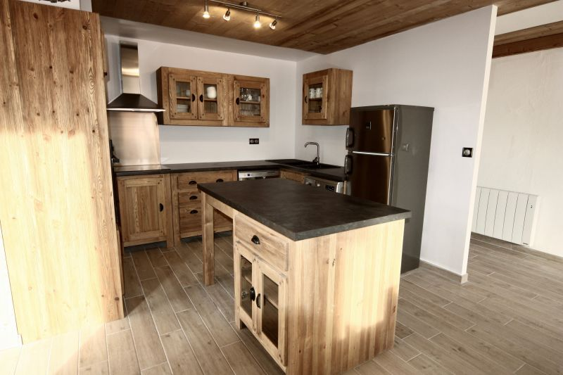 Cucina all'americana Affitto Chalet 33878 Les 2 Alpes
