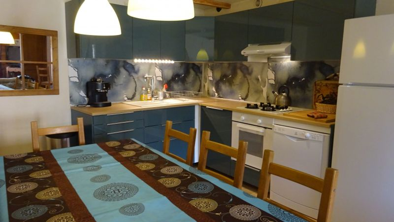 Cucina all'americana Affitto Chalet 3392 Valloire