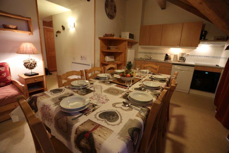 Soggiorno Affitto Appartamento 3411 Valloire