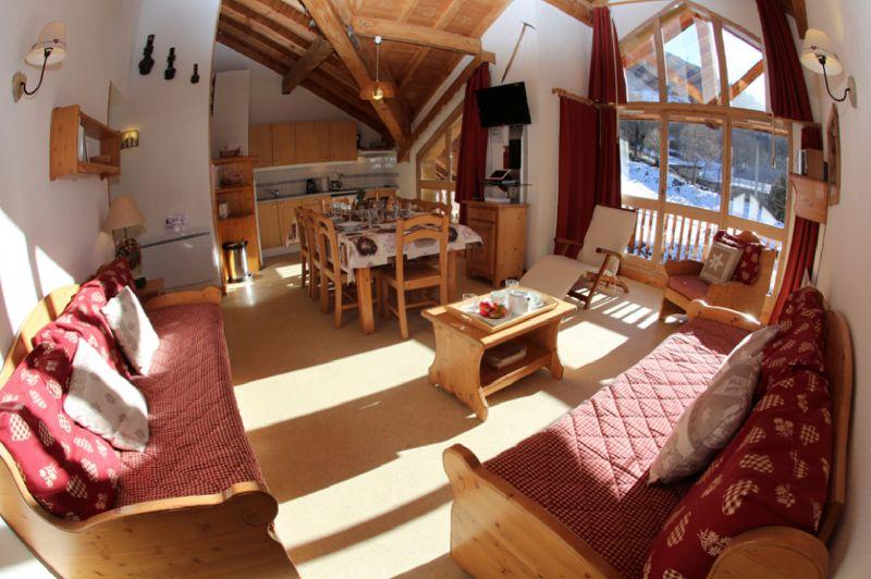 Salotto Affitto Appartamento 3411 Valloire