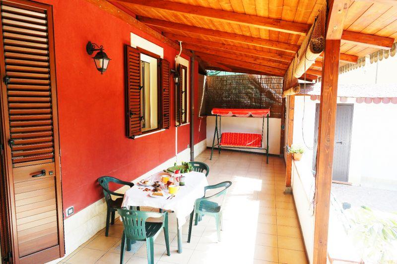 Veranda Affitto Villa  34239 Avola