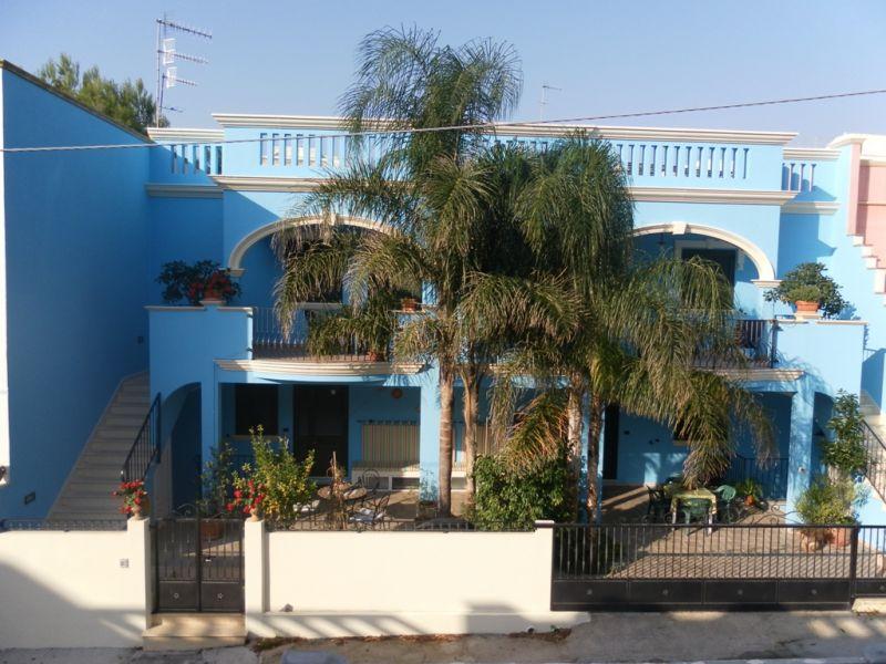 Vista esterna della casa vacanze Affitto Appartamento 35099 Santa Maria di Leuca