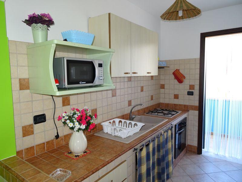 Cucina separata Affitto Appartamento 35099 Santa Maria di Leuca
