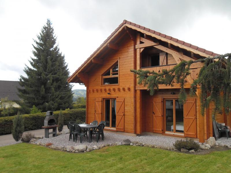 Vista esterna della casa vacanze Affitto Chalet 35155 Gérardmer
