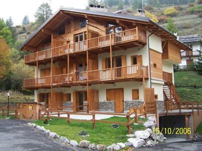 Vista esterna della casa vacanze Affitto Appartamento 35175 Pragelato