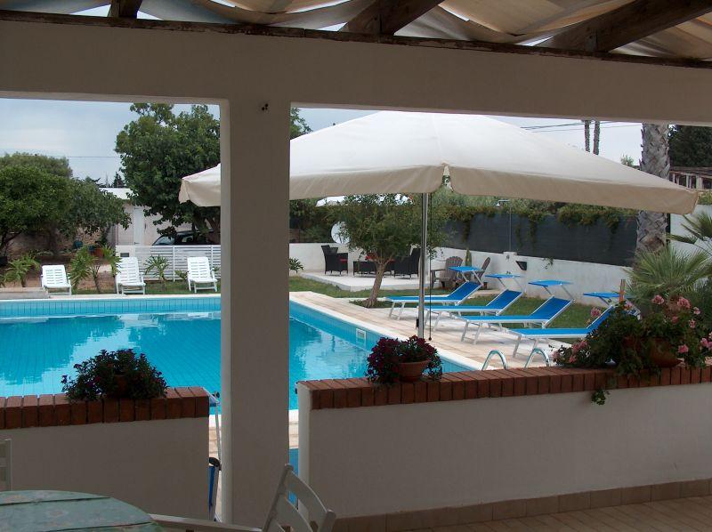 Vista dalla casa vacanze Affitto Appartamento 35318 Marina di Ragusa