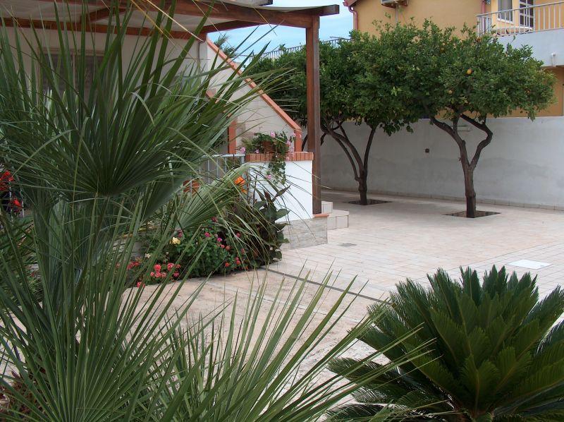 Giardino Affitto Appartamento 35318 Marina di Ragusa