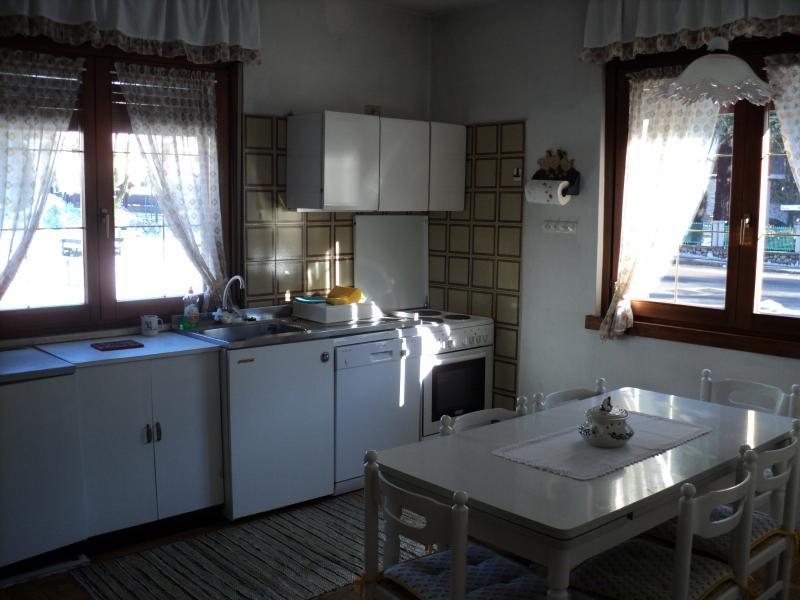 Cucina separata Affitto Appartamento 35319 Pinzolo