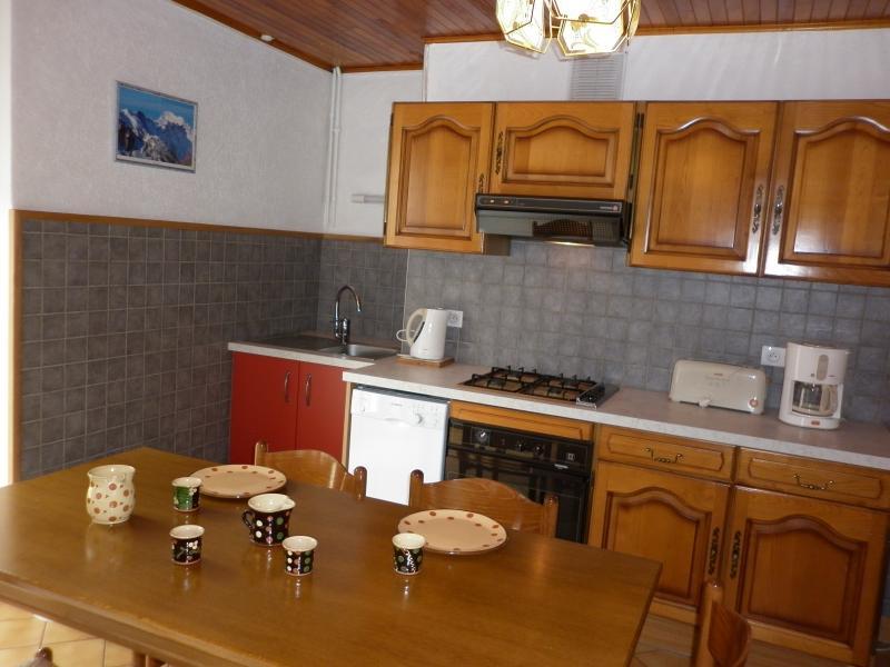 Angolo cottura Affitto Appartamento 35822 Val Cenis